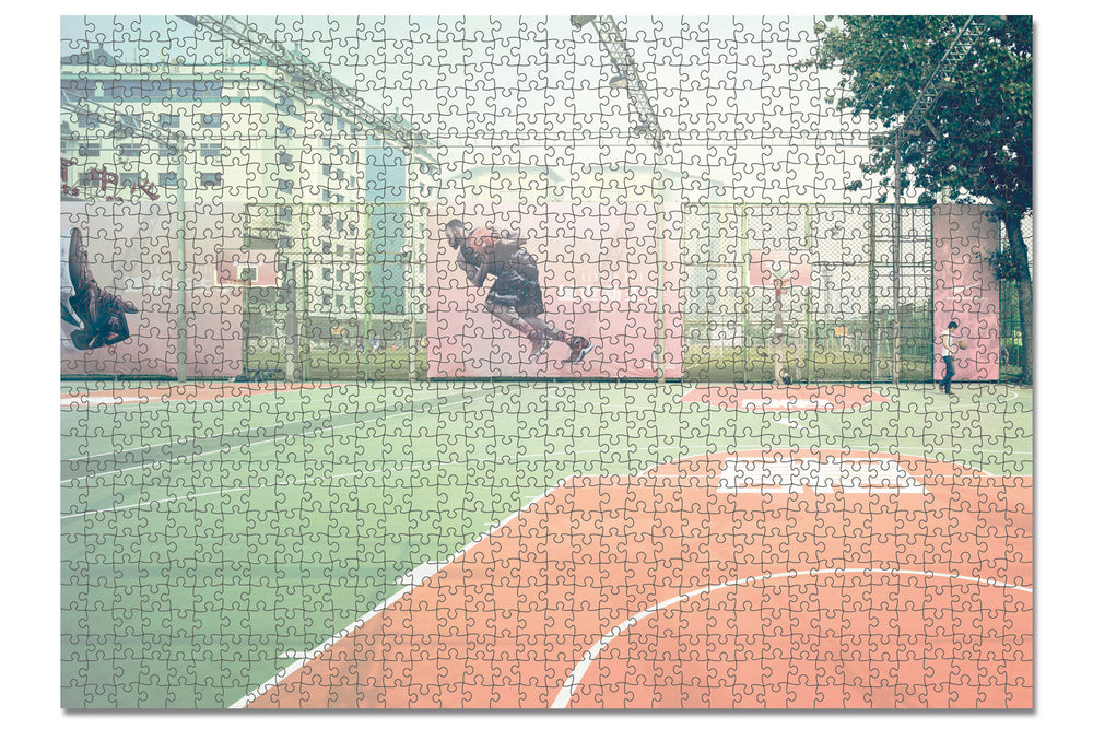 Journey Of Something - 1000 Piece Puzzle - Beijing Court