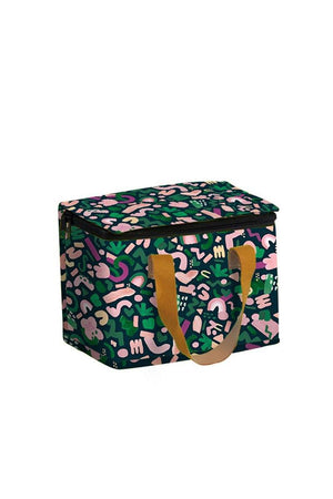 Blushing Confetti - Botanical All Sorts Small Lunch Bag
