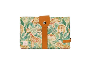 The Somewhere Co - Jungle Safari Travel Baby Change Mat