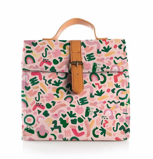 Blushing Confetti - Champagne Allsorts Large Lunch Bag