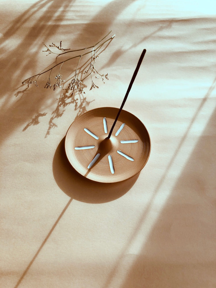 Sun Incense Holder
