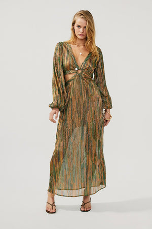 Suboo - Ana Cut Out Maxi Dress