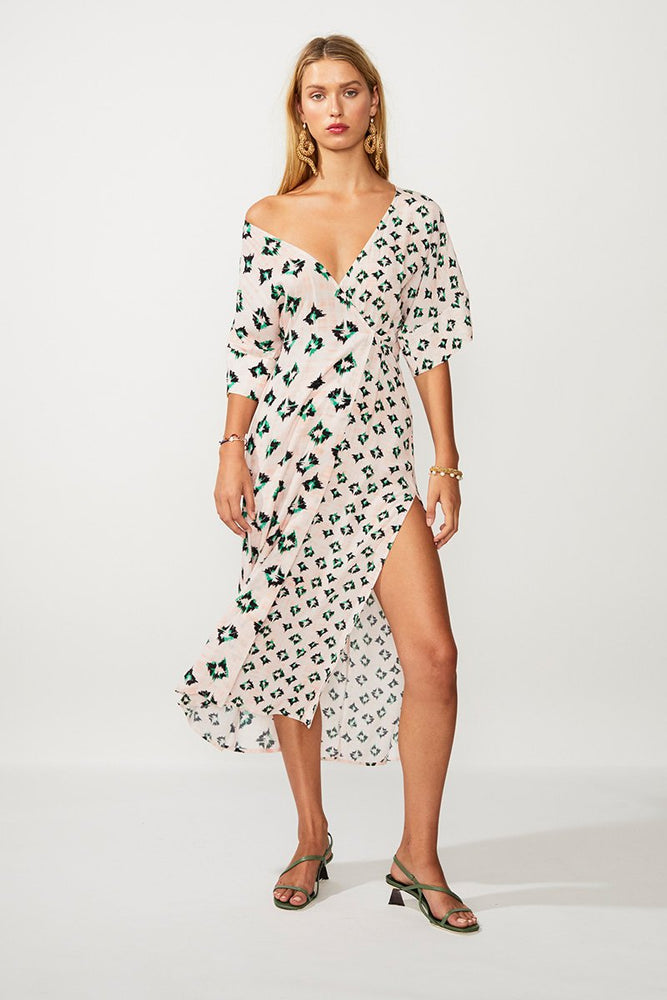 Suboo -  On The Fly Wrap Dress