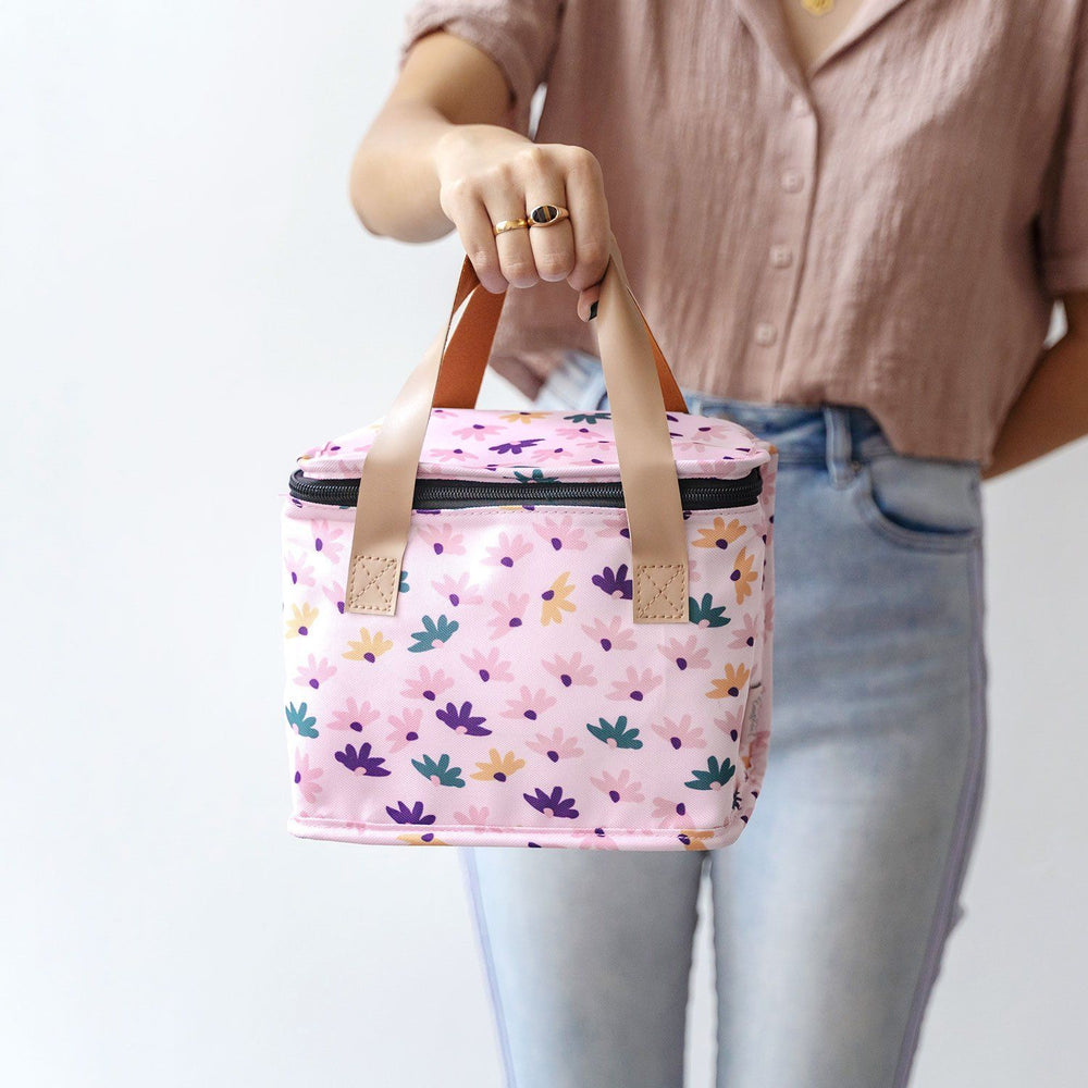 Blushing Confetti - Sweet Daisy Small Lunch Bag