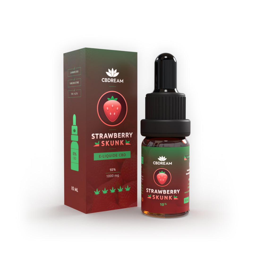 E-Liquide Strawberry Skunk