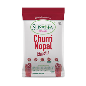 Churri Nopal Chipotle 2.82 oz – Case with 12 packs