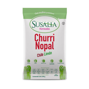 Churri Nopal Chile Limon 7.1 oz. bag – case with 10 bags