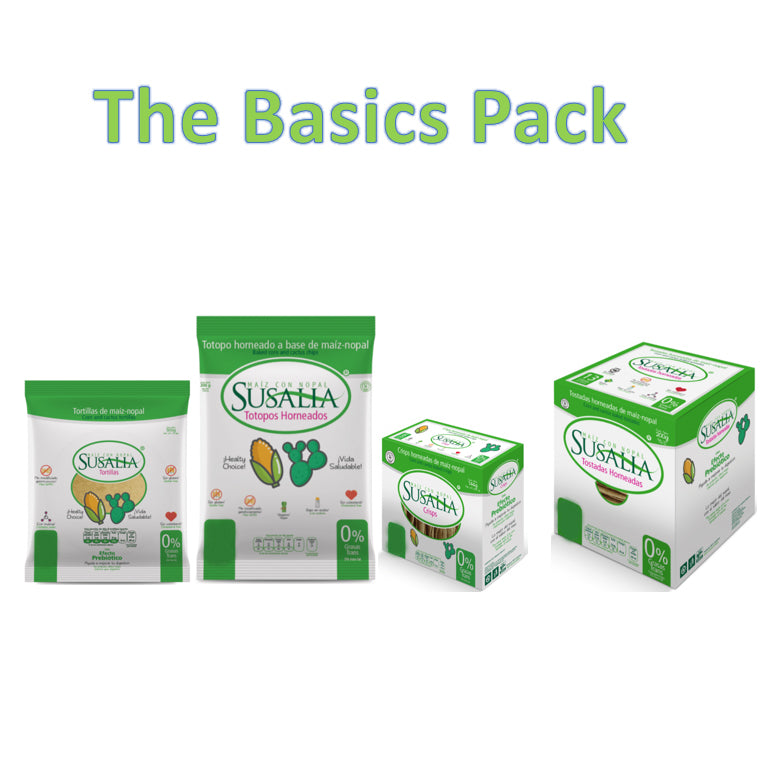 The Basic Pack