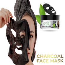 Load image into Gallery viewer, Activated Charcoal 3 IN 1 Mask- With Vitamin C