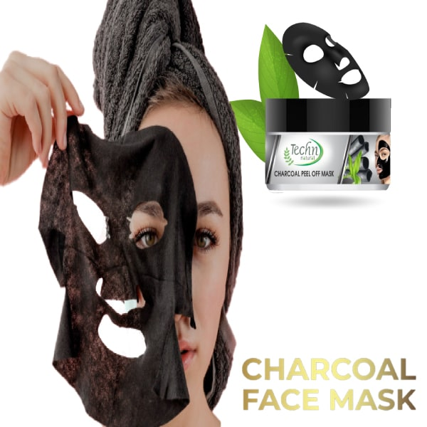 Activated Charcoal 3 IN 1 Mask- With Vitamin C