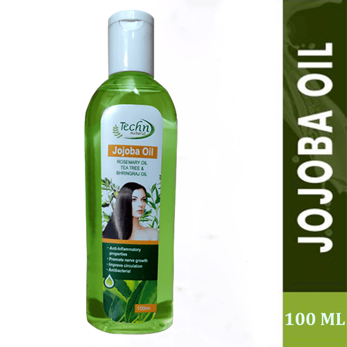Jojoba Oil Anti-Hair Fall Hair growth Oil