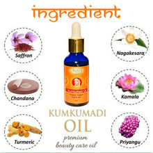 Load image into Gallery viewer, Kumkumadi Oil for skin lightening, Anti-ageing, Night serum for face and glowing skin