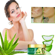 Load image into Gallery viewer, Aloe Vera Peel-Off Gel mask