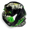 'Paradise Lost' Silk Square Scarf - Sarah Howell Limited Edition - 2