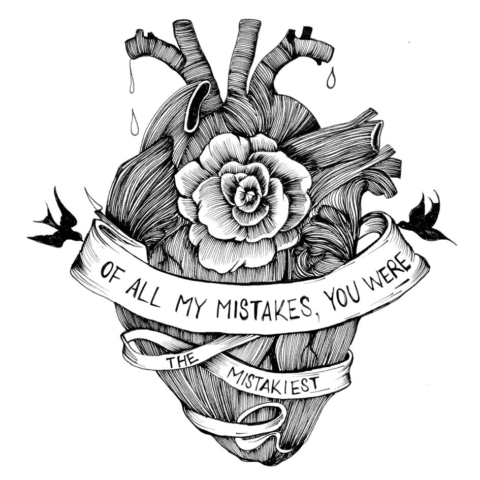 Mistake Print - Sarah Howell Limited Edition - 1