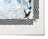Scarf Print 'Sea Change' Limited Edition - Sarah Howell Limited Edition - 2