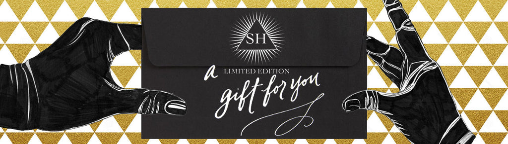 GIFT CERTIFICATE - Sarah Howell Limited Edition