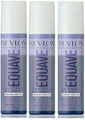 Lot de 3 flacons de 200 ml Equave conditioneur Equave Spécial Blonde