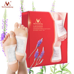 Boites de 10 Foot Patch Detox MeiYangQiong