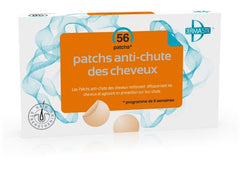 Box of 56 Dermastic anti-hair loss patches