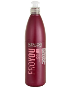 Duo shampooings Revlon Proyou cheveux colorés 2x350 ml