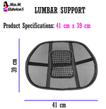 Load image into Gallery viewer, Lumbar Support for Car & Office by MoM AdviceS