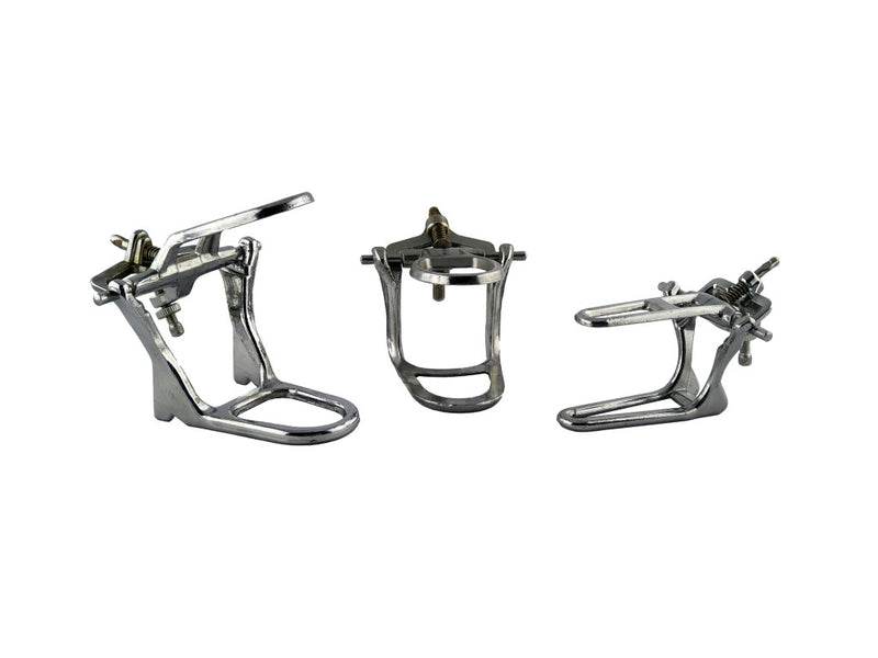 Chrome-Electroplated Articulators