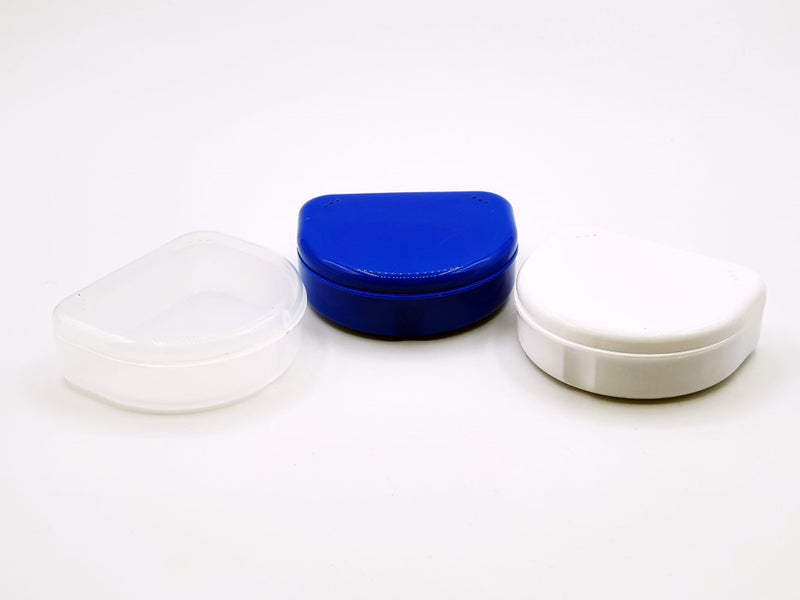 Value dental appliance box