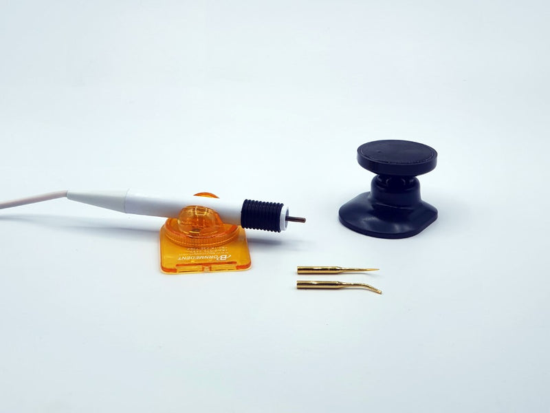 Electronic mini wax carver