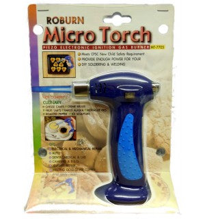 Blue microtorch