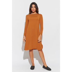 THE CHER DRESS SLEEVED