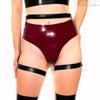 Latex Belt - Latex Waist To Leg Harness £35