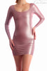 Latex Dress - Latex Long Sleeved Tank Dress £110