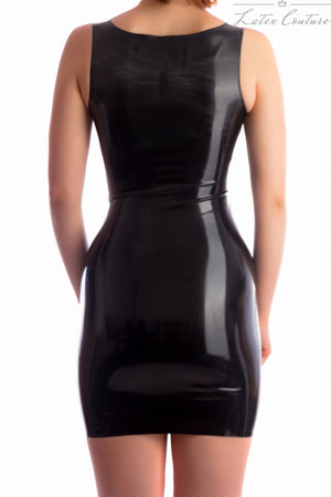 Latex Dress - Latex Tank Dress £70