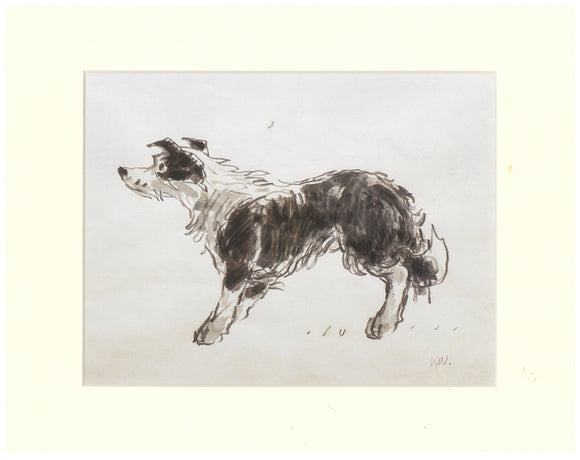 Kyffin Williams - Ben Print