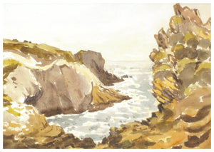 Kyffin Williams - Rhoscolyn Card