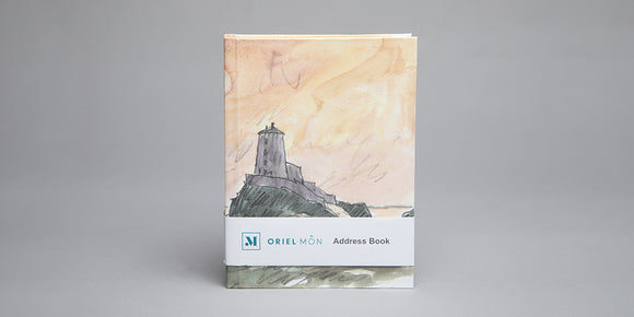 Kyffin Williams - Llanddwyn Address Book