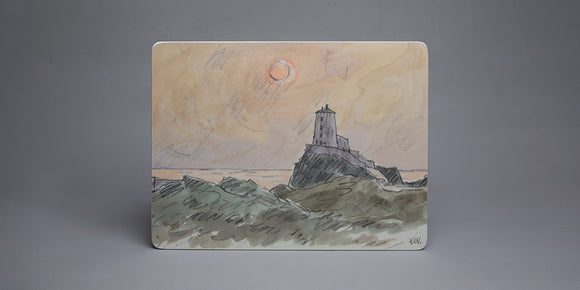 Kyffin Williams - Llanddwyn Placemat