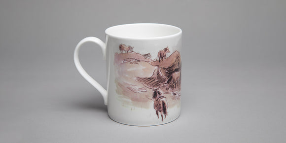 Kyffin Williams - Merlod Mug