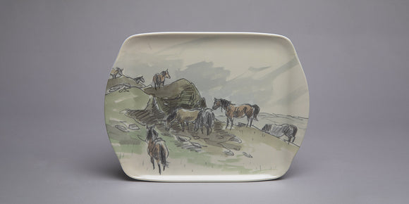 Kyffin Williams - Merlod Scatter Tray