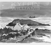Moelfre Lithograph