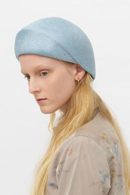 GUENDALINA LIGHT BLUE HAT