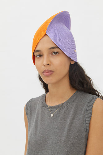 ANTEA BB LILAC ORANGE HAT