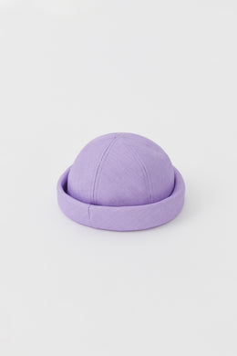 DENISE VISCOSE LILAC HAT