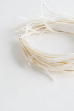 Load image into Gallery viewer, KELLY WHITE HAIR BAND