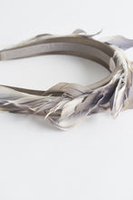 Load image into Gallery viewer, PATTY LILAC AND SILVER HAIR BAND