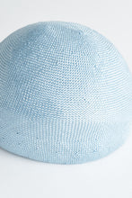 Load image into Gallery viewer, GUENDALINA LIGHT BLUE HAT