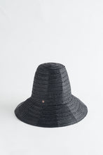Load image into Gallery viewer, LETIZIA BLACK HAT
