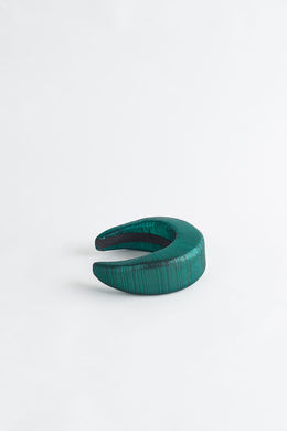 EDVIGE EMERALD HAIR BAND