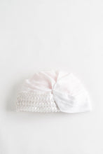 Load image into Gallery viewer, BLANCA WHITE TURBAN